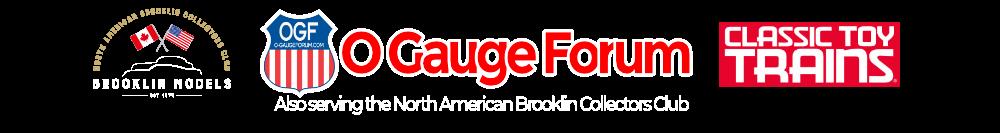 O Gauge Forum