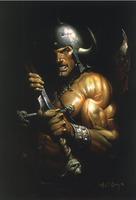 CONAN 3D SWORD REVIEW VIDEO | SBG Sword Forum