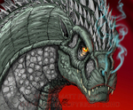 Godzilla-Force Avatar