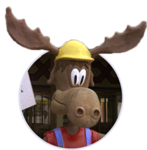 Marty Moose Avatar